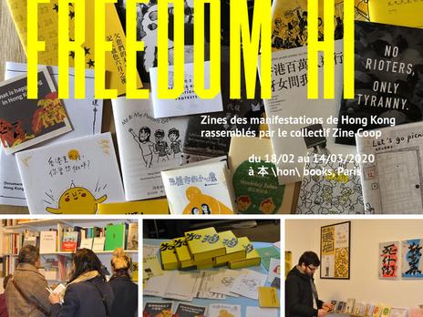 Freedom Hi, en direct de Hong-Kong