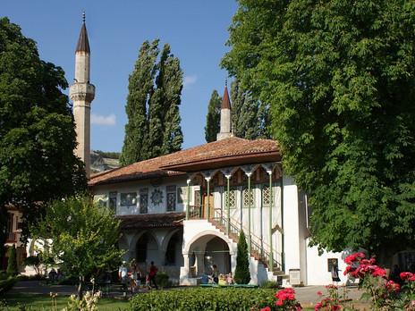 Avez-vous visité le Palais du Khan à Bakhtchyssarai?