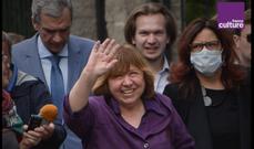 Svetlana Alexievitch. Comment elle est devenue dissidente