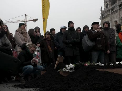 Occupy Kossuth