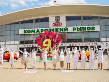 Au Bélarus, les femmes font toujours la révolution