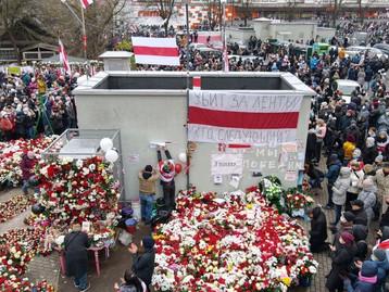 Belarus : une résistance solidaire