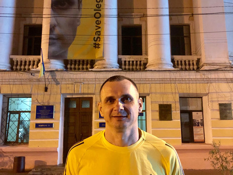 """To Film and to Live"" Oleg Sentsov Liberated at Last !"