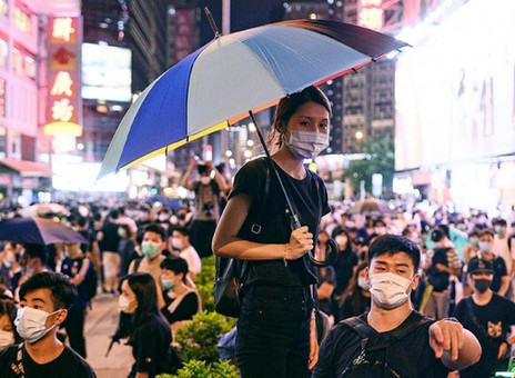 Marie Holzman:  « In Hong Kong, we are seeing  a massacre in everything but name »