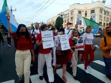 Que pensent les Belarusses du prix Sakharov ?