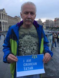 I am Crimean Tatar