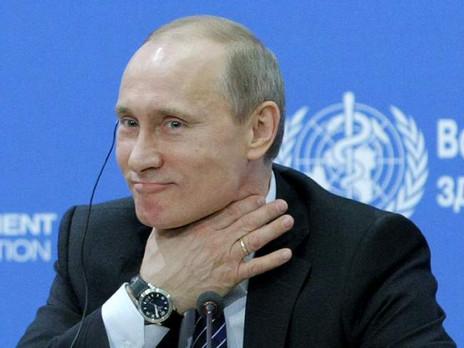 La semaine (cauchemardesque) de Vladimir Poutine
