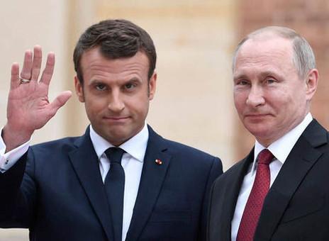 France - Russie : un petit pas vers la libération d'Oleg Sentsov