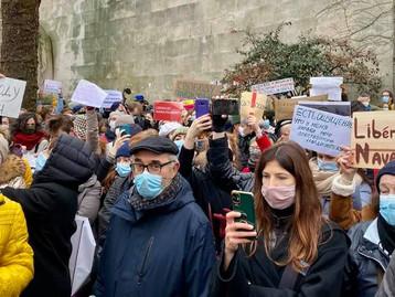 Rassemblements en Russie : une nouvelle génération dissidente