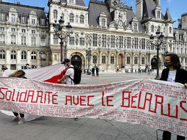 Belarus : « Une séquence cauchemardesque » pour les combattants de la liberté
