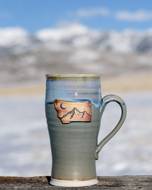 Glacier Travel Mug