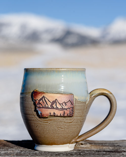 Stoney Quartz Cafe Mug
