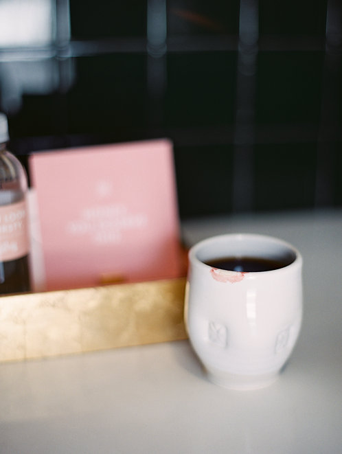 Lulu Lovely (block imprint mug)