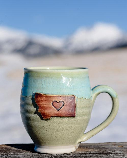 Lagoon Cafe Mug