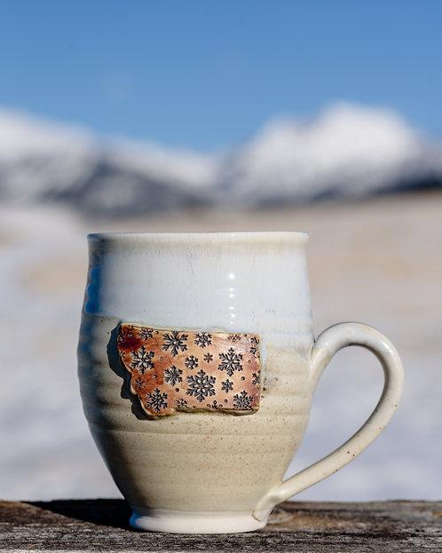 Mist Cafe Mug