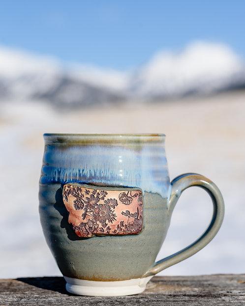 Glacier Cafe Mug