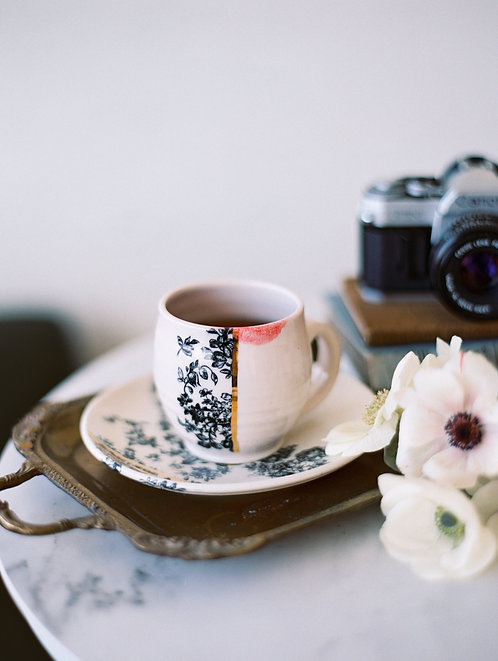 Lulu Lovely Floral Mug