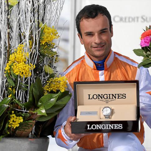 Winning Jockey