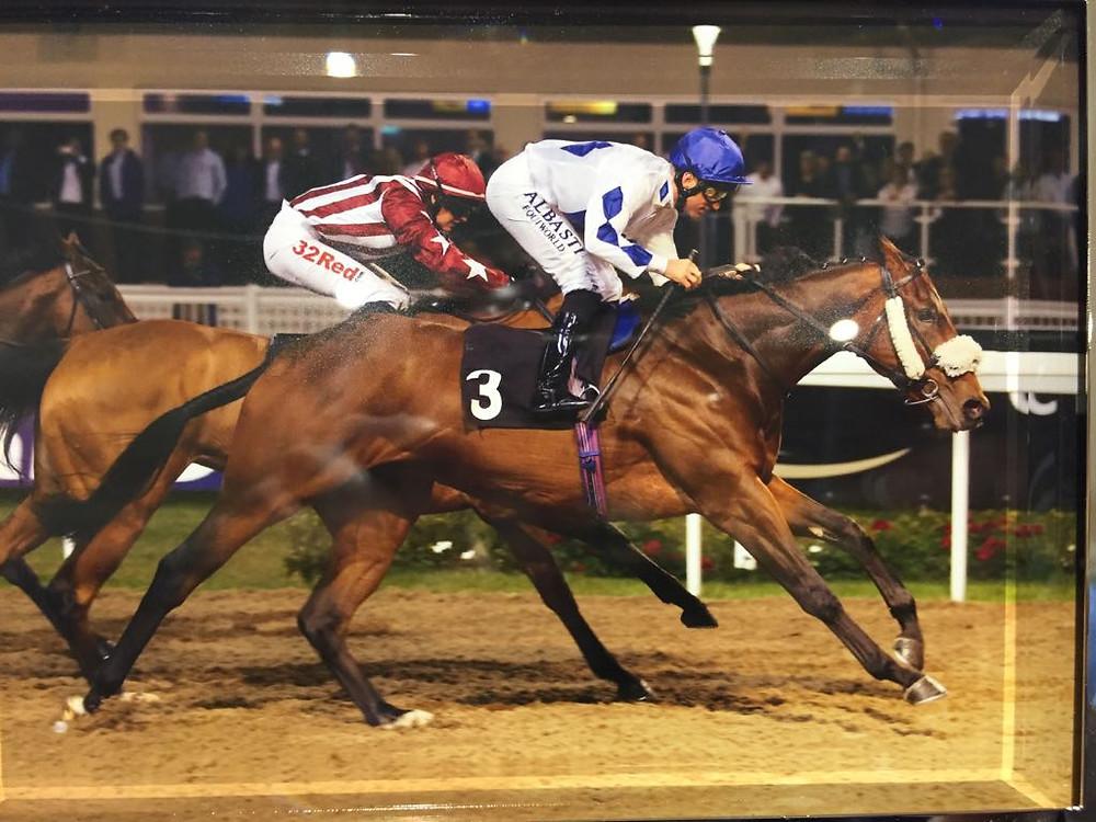 Ourmullion winning at Chelmsford