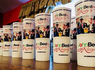 John Best Racing Mugs
