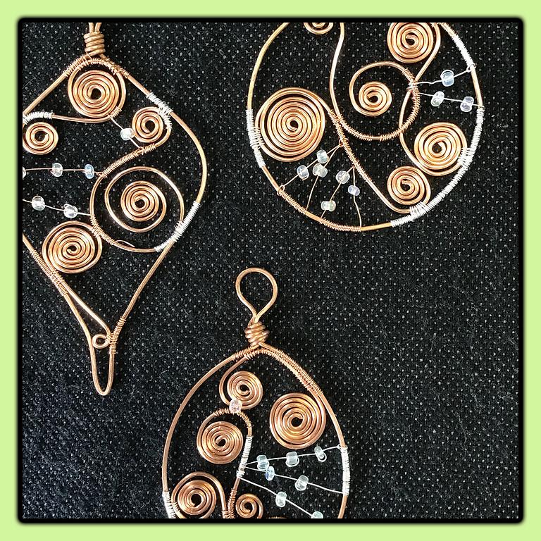 Copper Baubles Workshop (Morning)