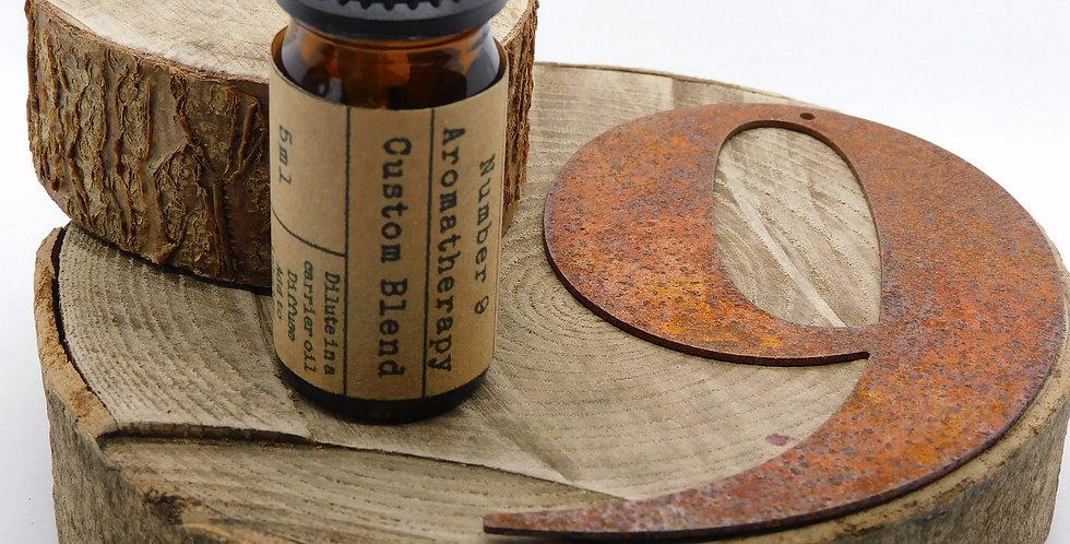 Aromatherapy custom blend