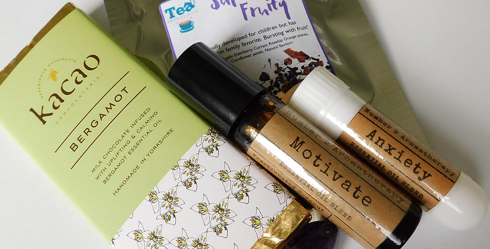 Aromatherapy Letterbox Gift