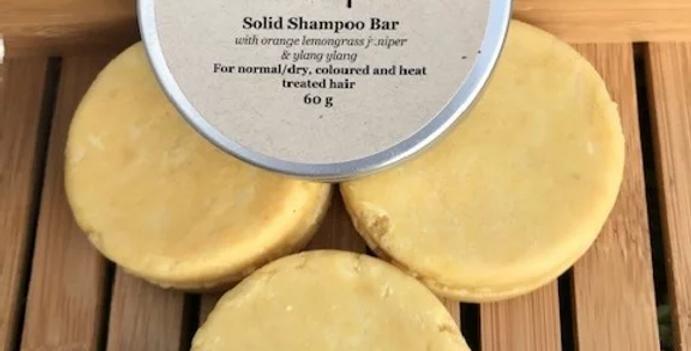 Shampoo Bar - Dry to Colour Treated