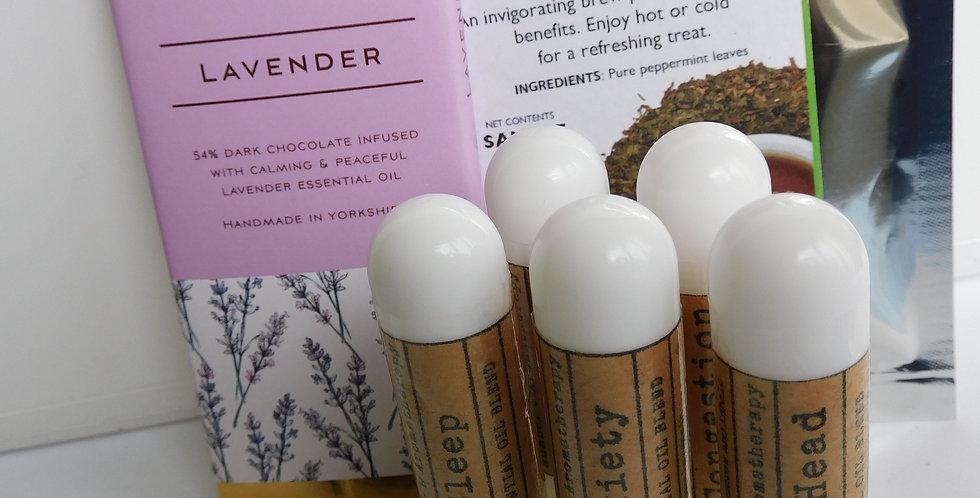 Inhaler Letterbox Gift