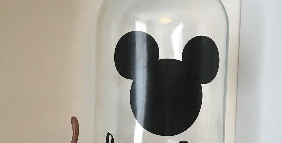Disney fund savings jar