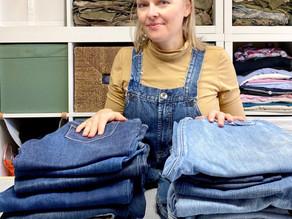 Jeder sollte aufhören NEUE Jeans zu kaufen!!