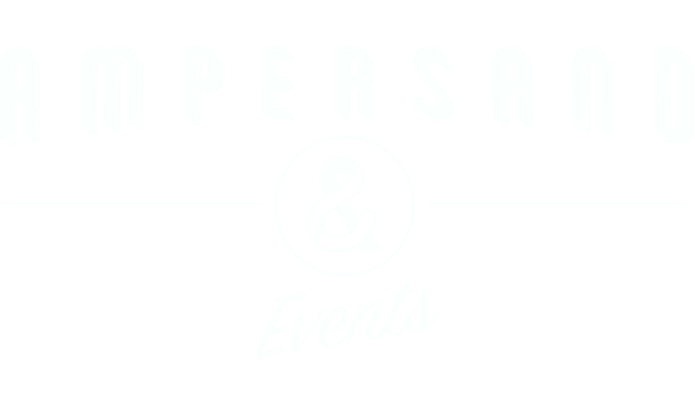 Ampersand Events Main Logo