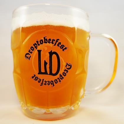 Droptoberfest 2020 Glass 20oz Stein