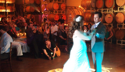 Ricardo and Maria's First Dance