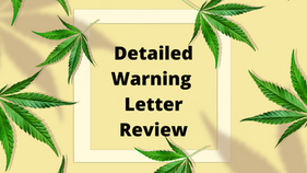 Compliance Lessons: In-Depth Warning Letter Discussion