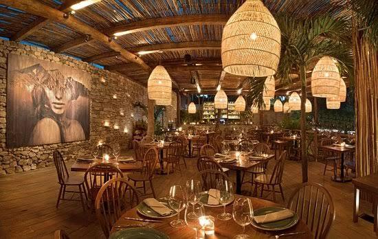 Los 10 mejores restaurantes de Tulum catalogados por tripadvisor.