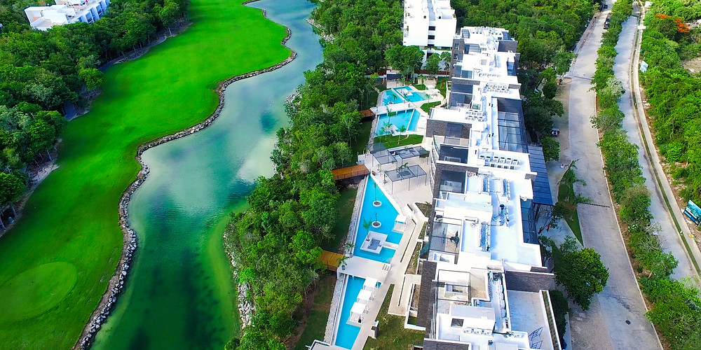 Condominio de Lujo Kaan Ha