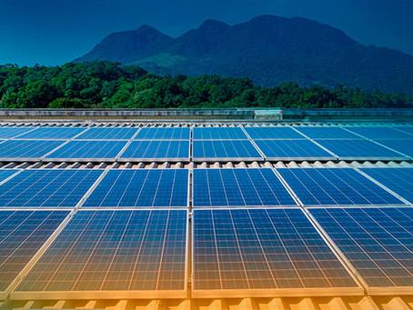 Energia solar e meio ambiente