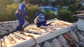 Instalação sistema fotovoltaico no condomínio Viva la Vida - Búzios/RJ