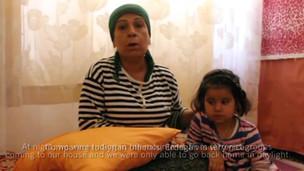 Syrian Women Settled in Istanbul