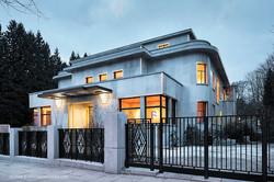 Présentation de travail Villa Empain