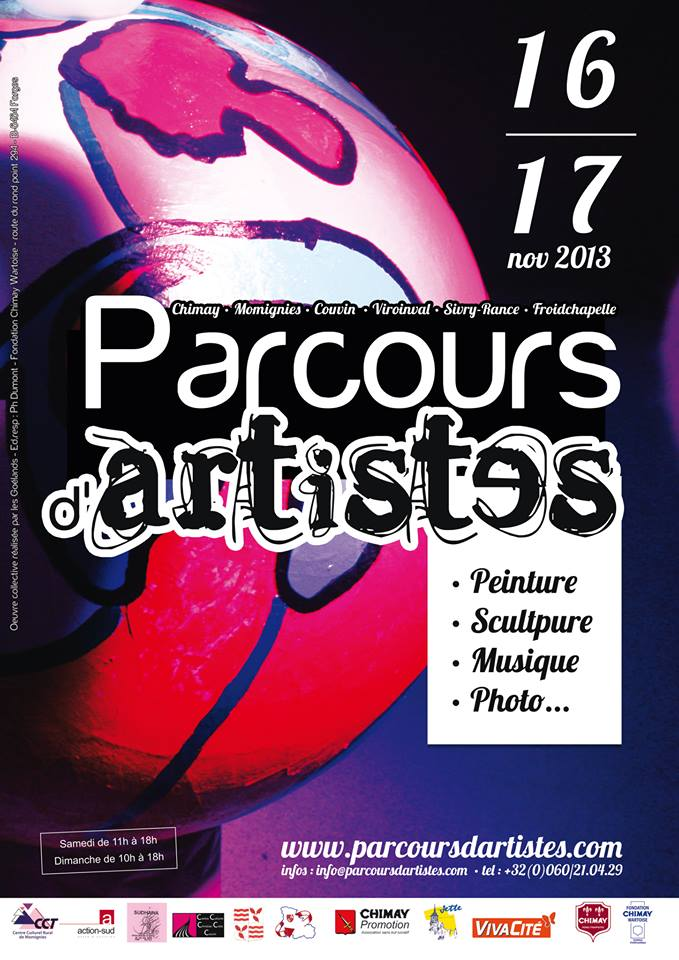 Parcours d'artistes Chimay