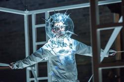 A Clockwork Orange, George Caple as Alex-Photograph by Marc Brenner 2160 ##