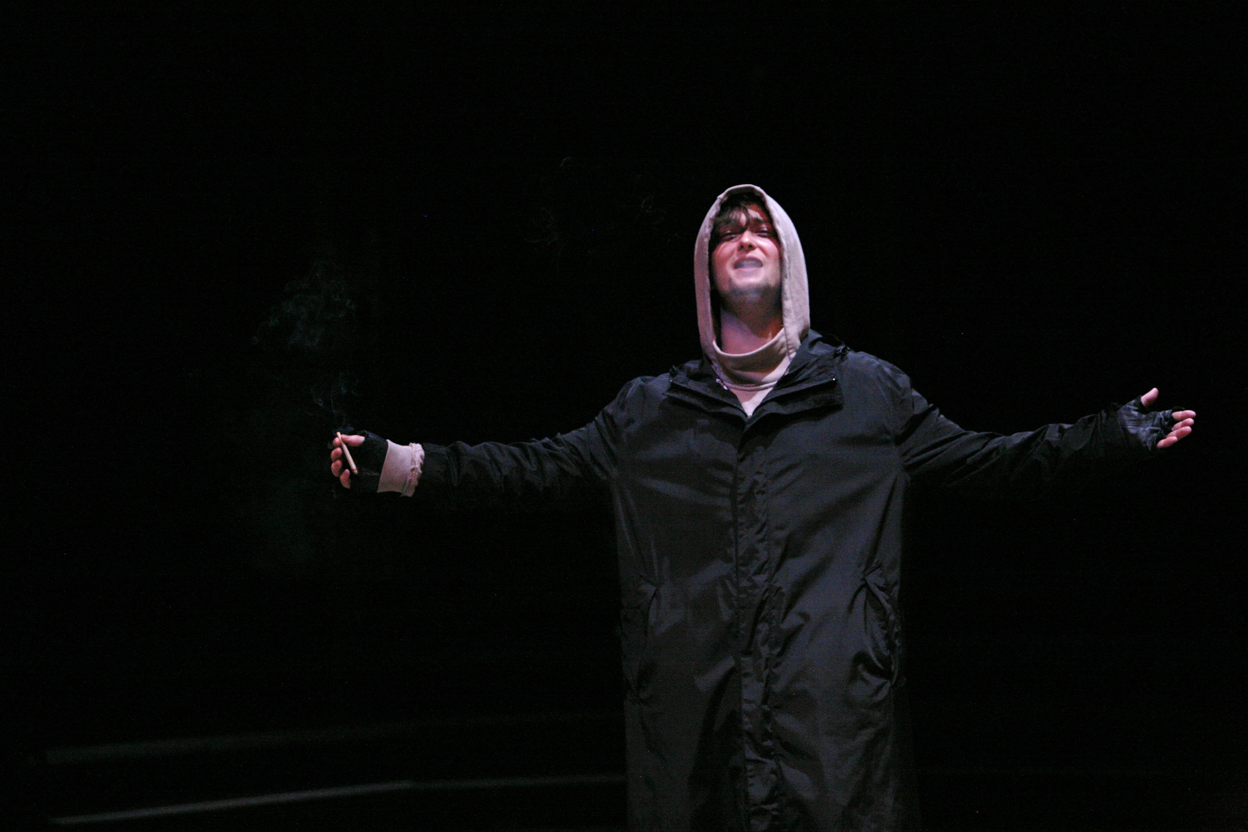 George Caple in Romeo & Juliet, photo by Gary Calton GC270517009 #