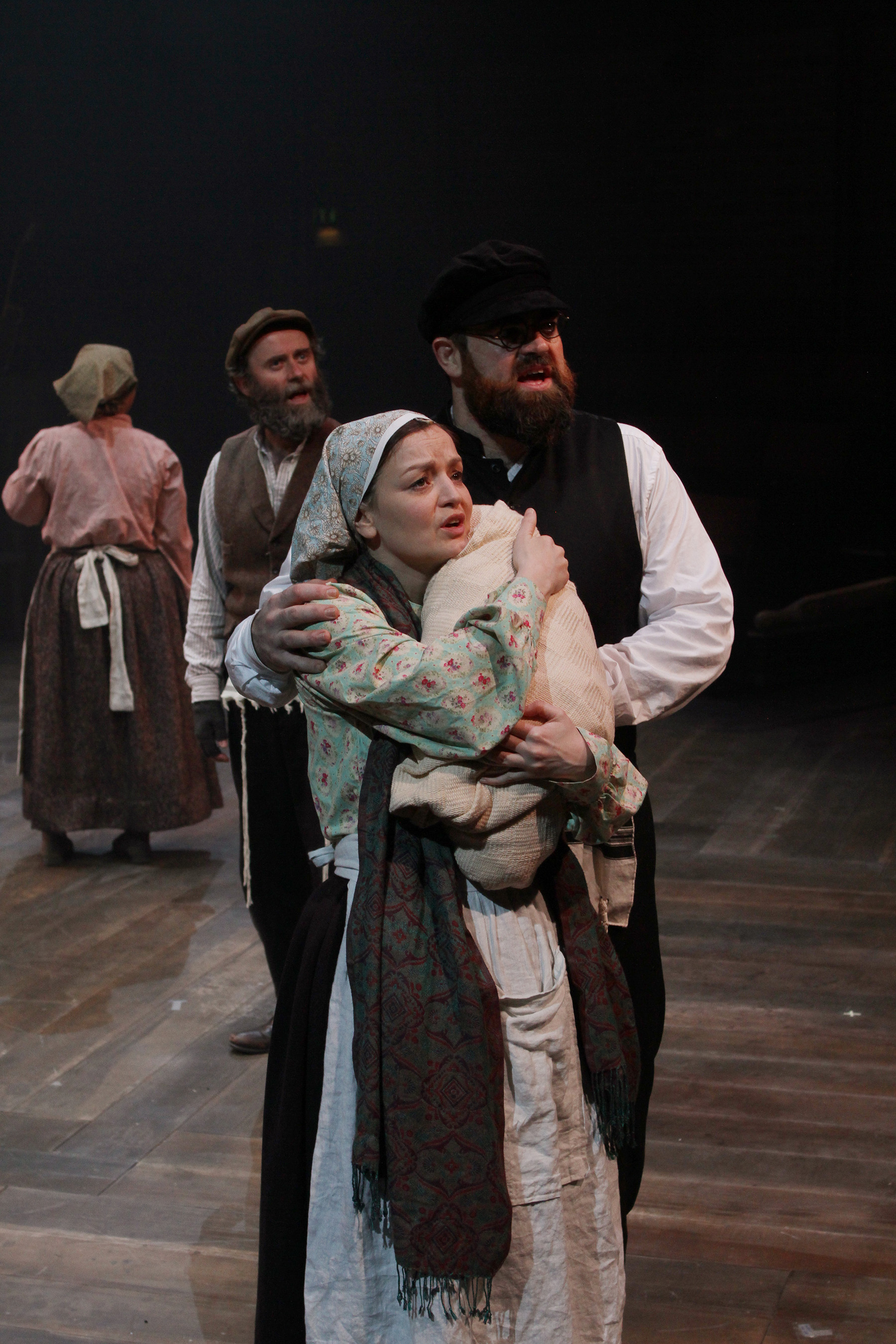 # Fiddler on the Roof_Patrick Brennan, Laura Dos Santos & Dean Nolan_by Stephen Vaughan IMG_1652