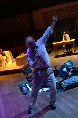 Patrick Brennan in The Sum, photograph by Stephen Vaughan IMG_2549