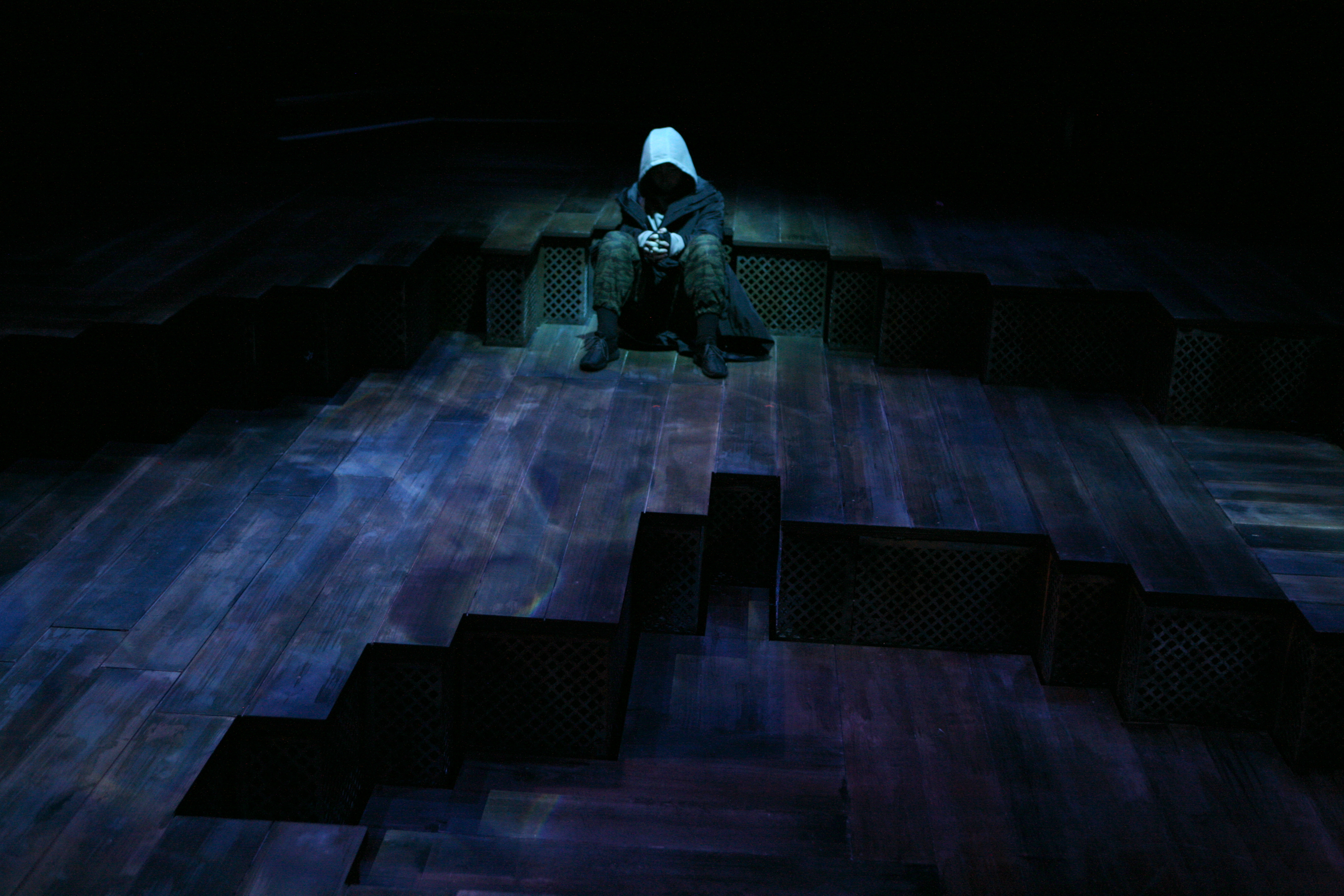 George Caple in Romeo & Juliet, photo by Gary Calton GC280517137