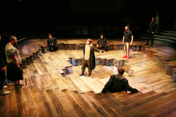 The Everyman Company in in Romeo & Juliet, photo by Gary Calton GC280517120