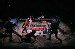 The Everyman Company in Romeo & Juliet, photo by Gary Calton GC280517069