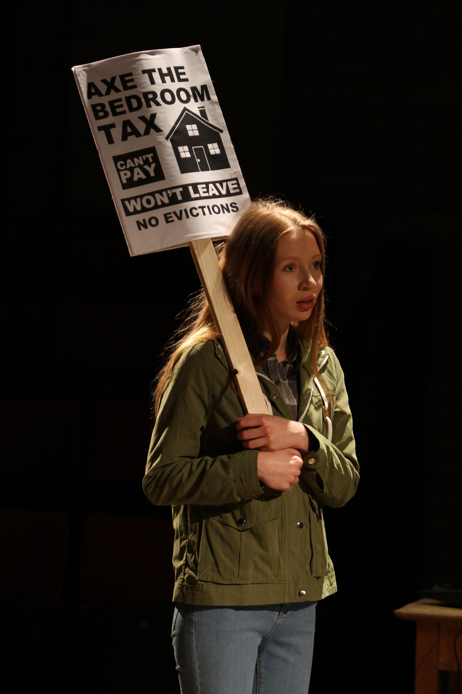 Emily Hughes in The Sum, photograph by Stephen Vaughan IMG_2351